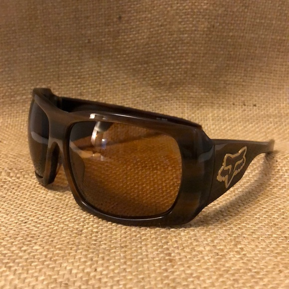 f5826fa2c2 Fox Racing Story Brown Marble Bronze Sunglasses